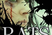 Rats by J W Hicks / Rats – a journey from one world to the next – beginning in the future, ending in the past.