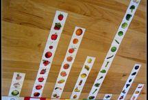 Preschool fruits & veggies