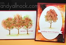Card Inspiration - Watercolor