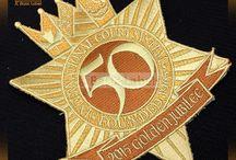 Embrodiery patch / Custom embrodiery patch http://www.ilabelz.cn