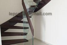 Új lépcsők - new stairs