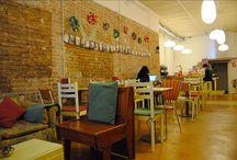 Cafeterías cool