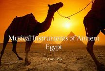 Homeschool:  Egypt