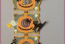 Halloween Decoration / Cricut projects