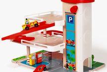 garage parking station service Jouer aux petites voitures