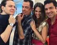 Programa Hoje em Dia / Marco Antônio dá dicas para deixar o cabelo incrível!!!