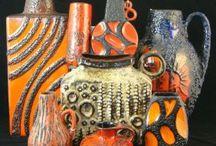West germany keramik