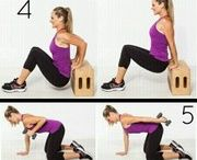 Exercises - Arms, Chest and Back