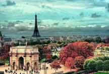 Paris, France ✈ / Where my heart belongs. / by Carla Sofía