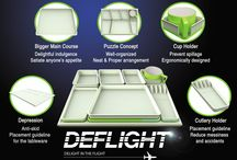 flight tableware
