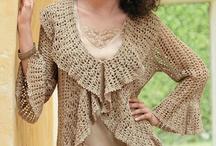 Garments to crochet
