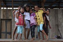 Verre reizen met kinderen / Met het gezin op vakantie naar Zuidoost-Azië betekent samen ontdekken, samen genieten, de mooiste herinneringen voor altijd. Samen met u stellen we graag uw ideale reis samen!