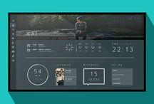 digital / Inspiration for digital screens