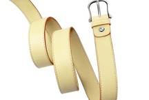 Handcrafted Leather Belts from Tuscany