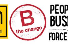 Everything B Corp / we're proud to be a B Corporation!