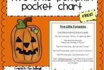 Classroom- Halloween / by Jennifer Haigh