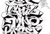 Abeceda Grafiti
