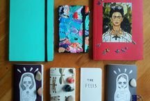 SKETCHBOOKS / /JOURNALS, NOTEBOOKS
