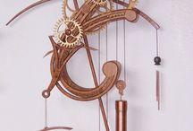 Wooden clocks / by Daniel Allende