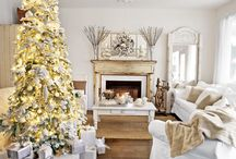 Holiday Cheer- Decorating/ Looks/ Ideas / by Bre Dale
