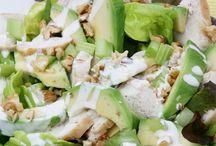Eten : Salades