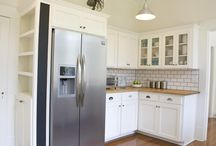 Kitchen Remodel / by Tanya Rentmeester