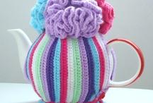Crocheted Tea (& Other) Cozies