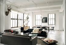 Loft Style / Decor