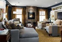 Living/Family Room Design