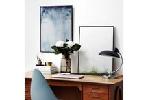 The old writing desk