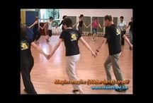 Class three dancing