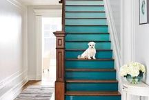 Creative Decor ~ Stairs / by Naomi╰❤╮