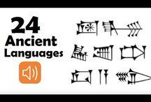 Linguistic - Ancient Languages