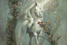 Unicorn mythology
