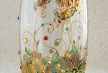 Витражная роспись стекла