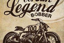 Мотоцыклы арт