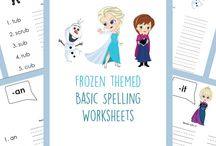 Learning Fun Sheets