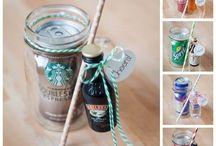 Drink gift / Mason jars