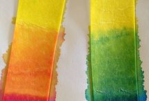 Rainbows, Everywhere! / by Julie Milosevich