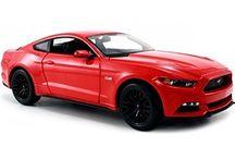 Amerikanische Modellautos