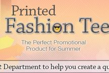 Fashion Tees Logo Screen Printed Trendy T Shirts, Tank Tops / Buy personalized, ladies and men's custom screen printed fashion t shirts, pocket tees, tank tops and trendy t shirts online at EZ Corporate Clothing.