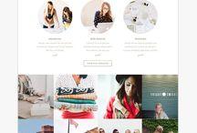 inspirace - webovky / grafický design
