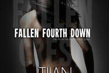 Fallen Fourth Down (Fallen Crest Series, #4)