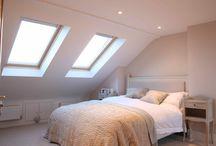 Simply Loft - Loft Conversion Bedrooms / A selection of our favourite loft conversion bedrooms we have built for clients across London
