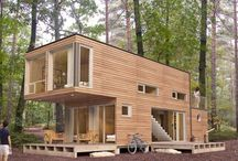 HOUSE / off-grid and eco homes, architecture and design
