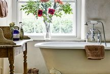Bathrooms / by Ange' Johnston