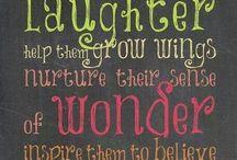 Children Sayings & Inspiration