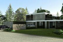 Moje projekty - budynki 2