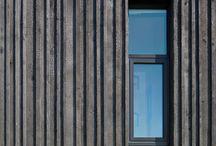 Architechture exterior / kledning