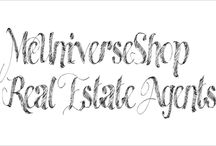 Real Estate Agents / Person who is authorized to act as an agent for the sale of land-MeUniverseShop